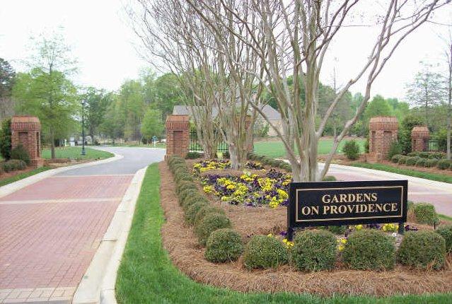 Gardens On Providence Weddington Nc Homes