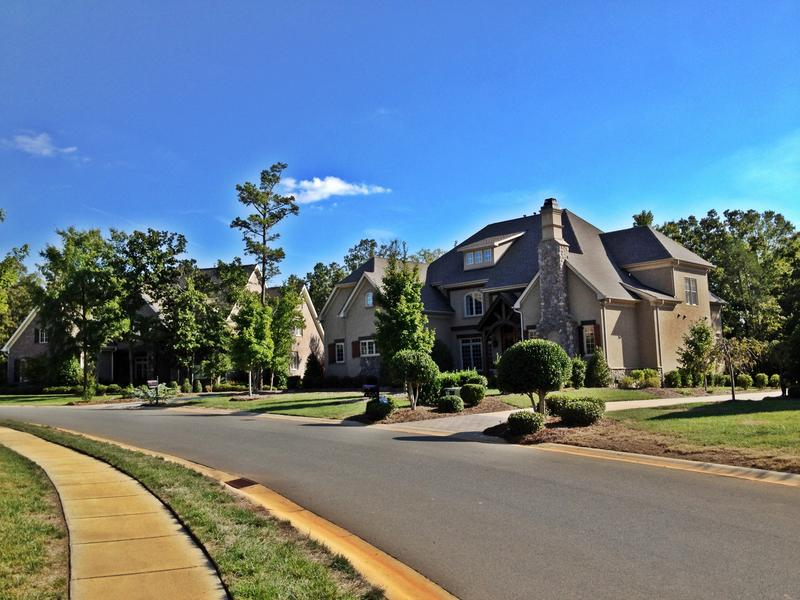 Hadley Park Weddington Nc Homes
