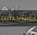 Latta Springs Huntersville NC Homes For Sale