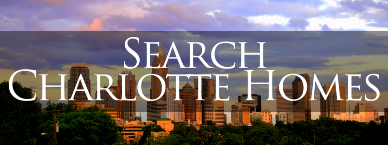 Charlotte NC Home Search